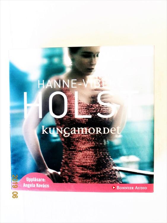 "Hanne-Wibeke Holst ""Kungamordet"" mycket bra skick Begagnad."
