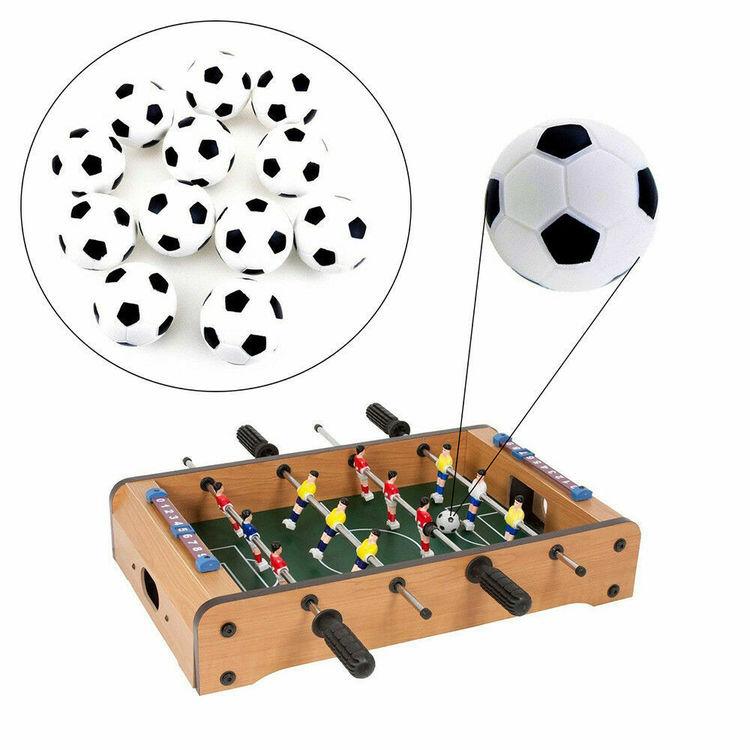Fotboll i hårdplast till fotbollsbord.