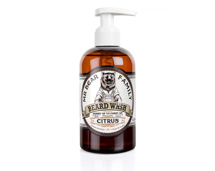 Skäggtvätt Beard Wash Woodland - Mr. Bear Family
