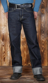 Jeans 1958 Roamer Pant 15oz indigo - PIKE BROTHER