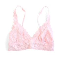 Bh Signature Lace Bralette Bliss Pink - Hanky Panky