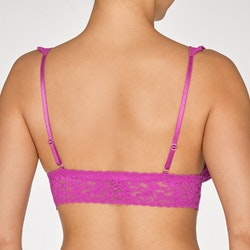 Bh Signature Lace Bralette Wild Orchid - Hanky Panky