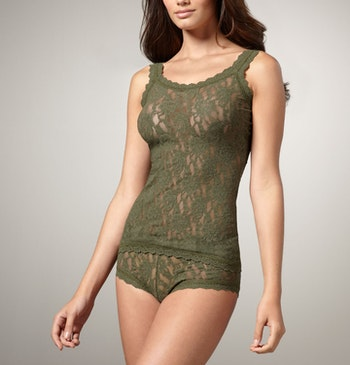 LINNE CAMISOLE CLASSIC  - HANKY PANKY  - WOOD
