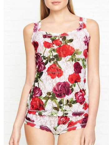 LINNE CAMISOLE CLASSIC  - HANKY PANKY  - ROSE