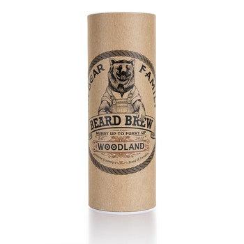 Skäggolja Beard Brew Woodland - Mr. Bear Family