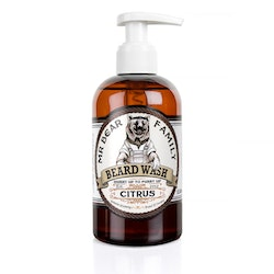 Beard Wash Citrus - Mr. Bear Family