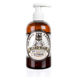 Skäggtvätt Beard Wash Citrus - Mr. Bear Family