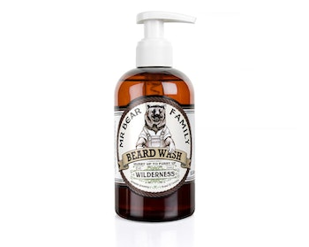 Beard Wash Wilderness - Mr. Bear Family