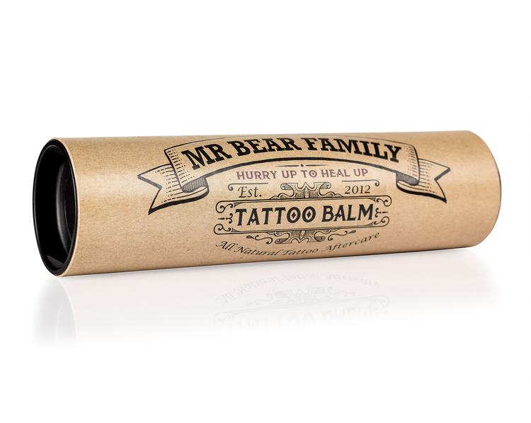 Tattoo Balm- Mr.Bear Family