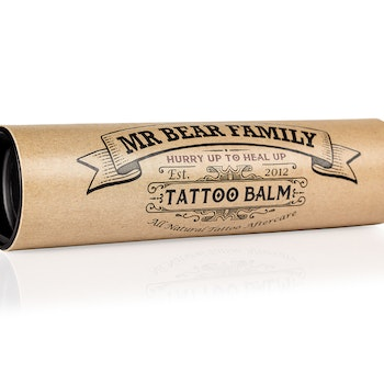 Tattoo Balm- Mr.Bear Family