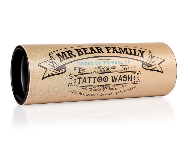 TATTO WASH - MR BAER FAMILY