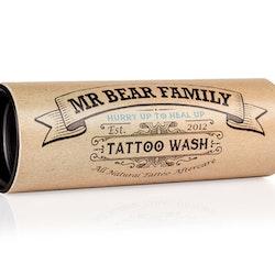 Tattoo Wash - Mr. Bear Family