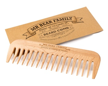 Beard Comb - Mr. Bear Family
