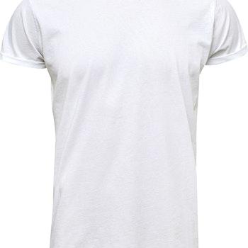 T-shirt Jimmy Solid White -  Resteröds