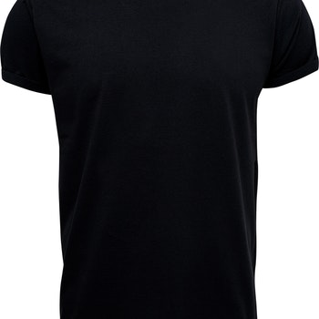 T-shirt Jimmy Solid Black - Resteröds