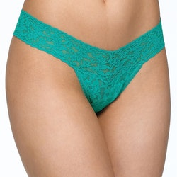 Signature Lace Low Rise Sweet Mint- Hanky Panky