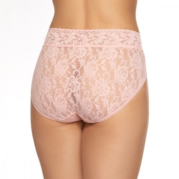 Signature Lace French Brief ivory - Hanky Panky