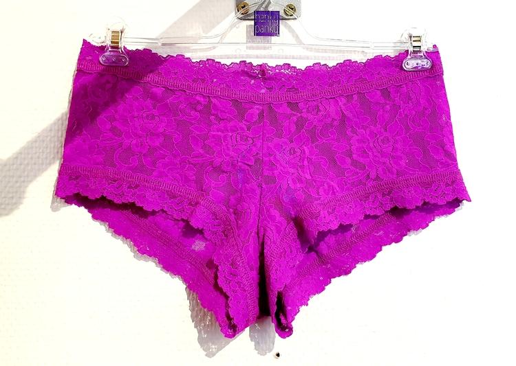 Trosa Signature Lace Boyshort Cerist - Hanky Panky