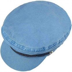 Keps Riders Cap Dyed Cotton - Stetson