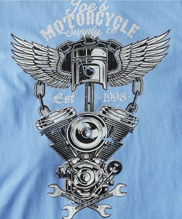 T-Shirt Engine - Joe Browns