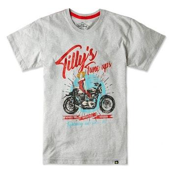 T-Shirt Tilly's Tune Up - Joe Browns