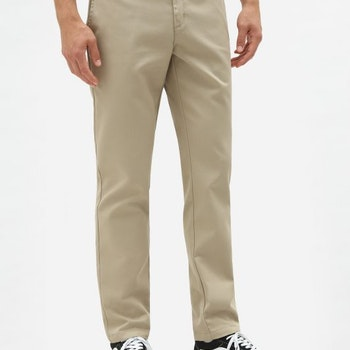 Byxor slim fit 872 Work Pant Khaki- Dickies