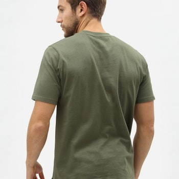 T-shirt Horseshoe Dark Olive - Dickies