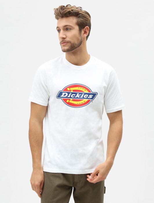 T-shirt Horseshoe White - Dickies