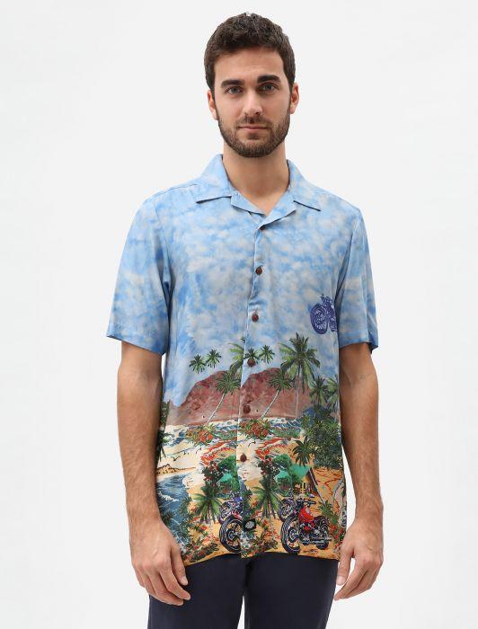 Skjorta Cordele Blue - Dickies