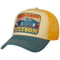 Trucker Keps Sunset -  Stetson