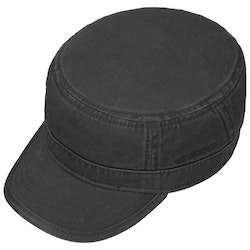Keps Army Sun Protection Black - Stetson