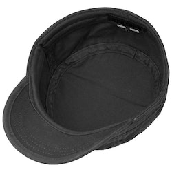 Keps Army Gosper Black - Stetson