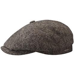 Keps Hatteras Wool Harringbone - Stetson