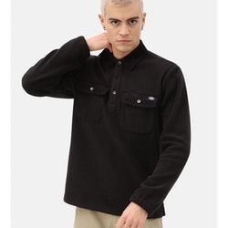 Tröja fleece Morganza Black -  Dickies