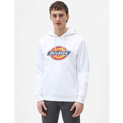 Hoddie ICON logo White - Dickies