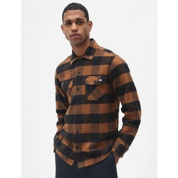 Skjorta New Sacramento Brown Duck - Dickies