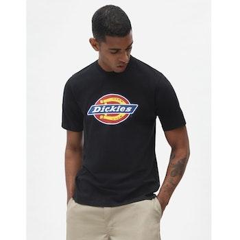 T-Shirt ICON logo Black men - Dickies