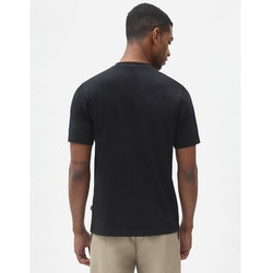T-Shirt ICON logo Black men - Dickies