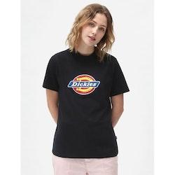 T-Shirt ICON logo Black women - Dickies