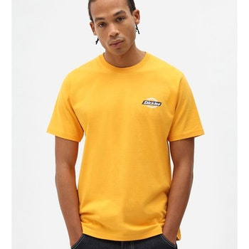 T-Shirt SS Ruston Candium Yellow - Dickies