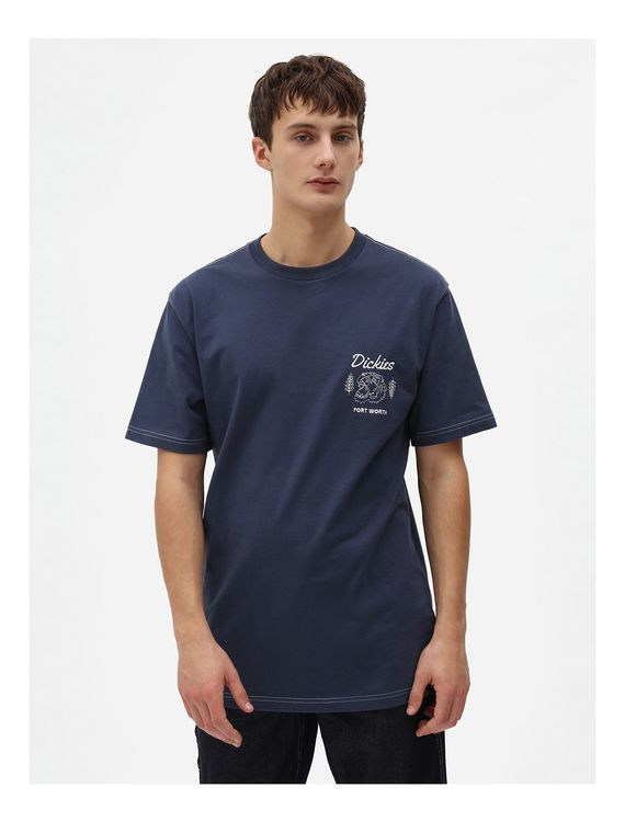 T-Shirt Halma Navy Blue - Dickies