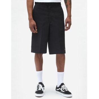 Shorts Loose Fit 13in Mlt Pkt W/St Black - Dickies