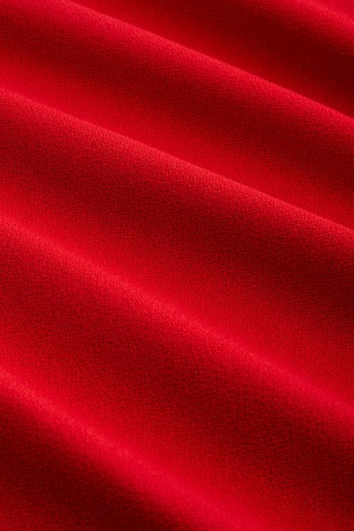 Kjol Juno Milano Crepe Chili Red -  King Louie