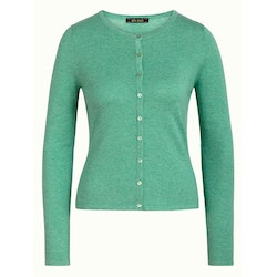 Kofta Cardi Coccon Opal Green - King Louie