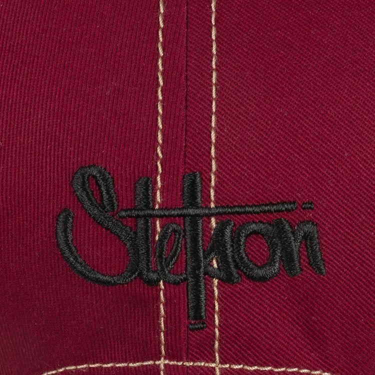 Keps Baseball Shaka Bordeaux -  Stetson