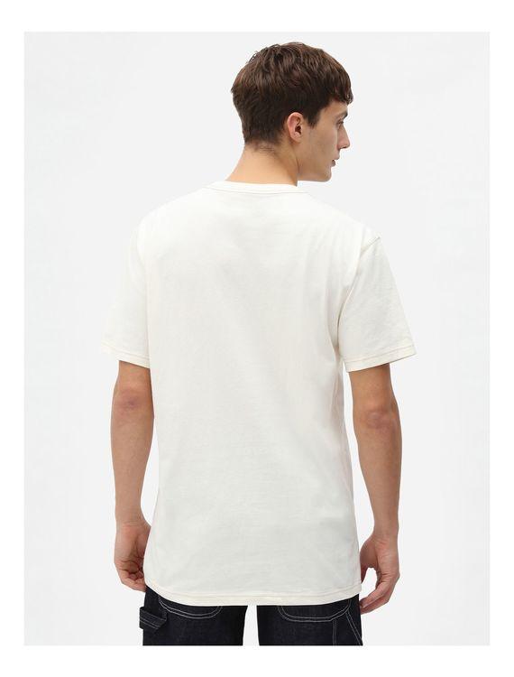 T-shirt Halma Ecru - Dickies