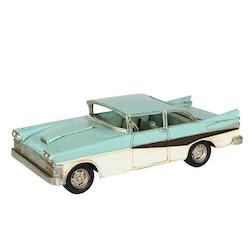 Bil DeSoto Blå metall