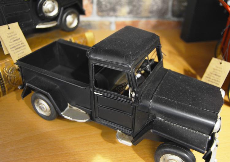 Bil Pickup Svart