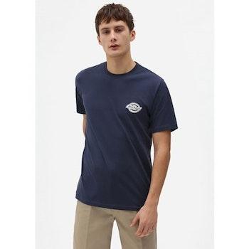 T-shirt Bigfork Navy Blue - Dickies