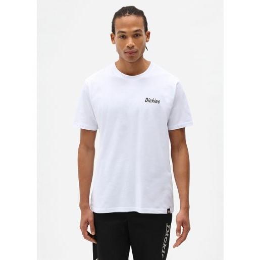 T-Shirt Kelliher White - Dickies